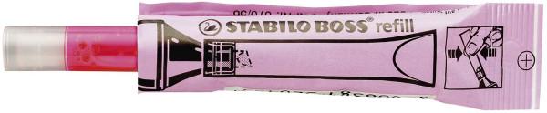 Nachfüllsystem Stabilo® BOSS® ORIGINAL refill, ORIGINAL, 3 ml, pink