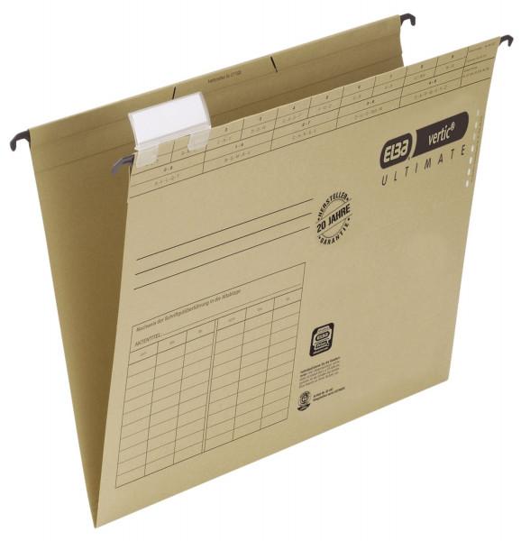 Hängemappe vertic® ULTIMATE® A4 230g