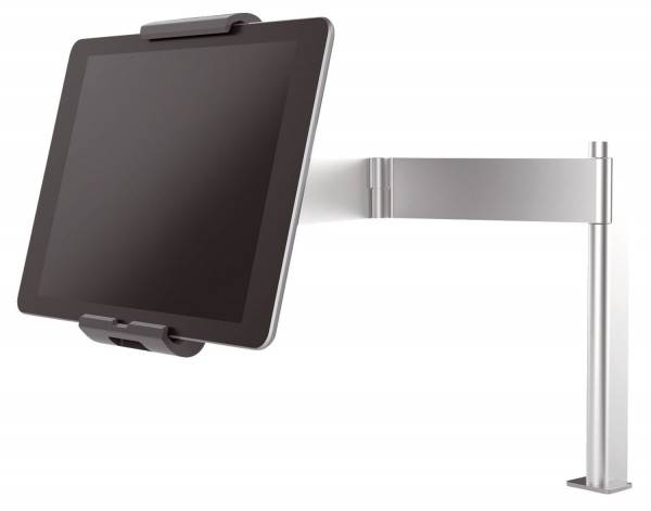 Durable TABLET HOLDER CLAMP - Tablethalterung, Klemmmodell mit Schwenkarm