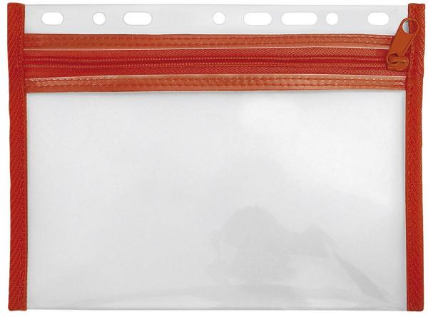 Sammelmappe VELOBAG® - rot, 202 x 142 mm
