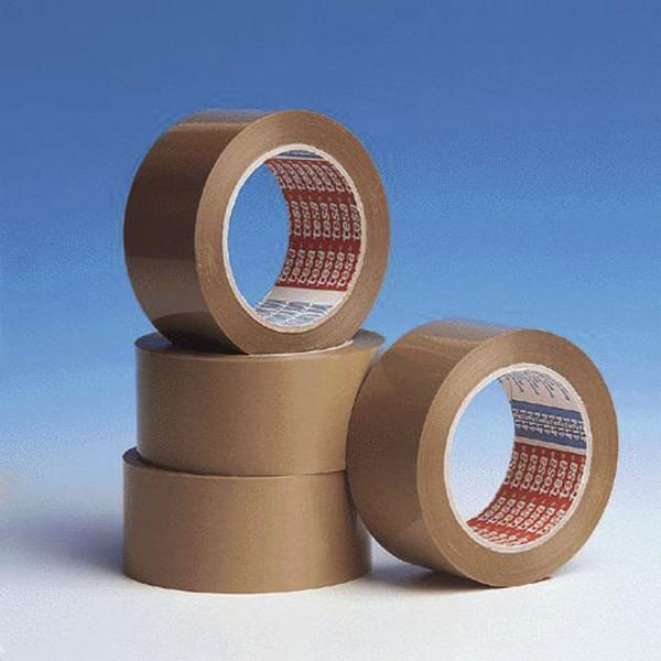 Tesa® Packband braun tesapack® 4195, PP, 66 m x 50 mm,