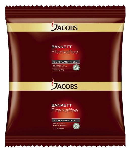 Jacobs Filterkaffee Portion 60 g