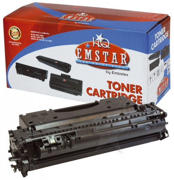 EMSTAR CE505 X Toner schwarz, (ersetzt Toner HP CE505X) H681