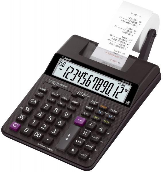 Casio® HR 150RCE druckender Tischrechner