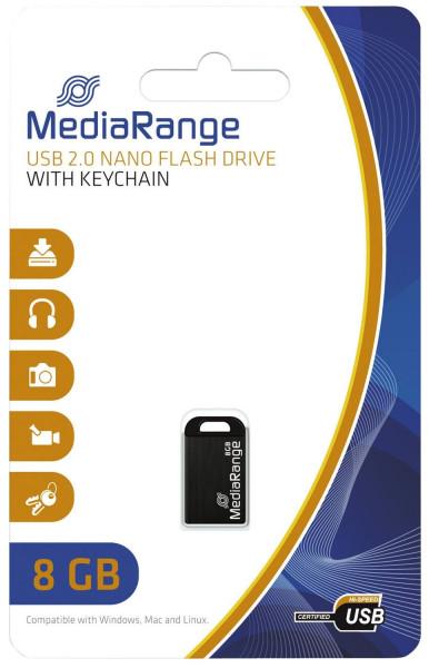 Mini USB-Speicherstick 8GB