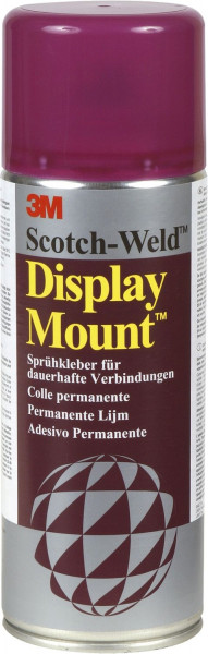 Sprühkleber Display Mount