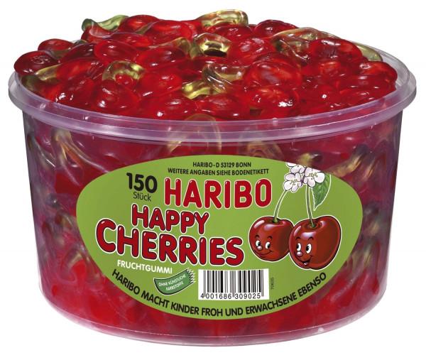 HARIBO Happy Cherries Dose mit 150 St