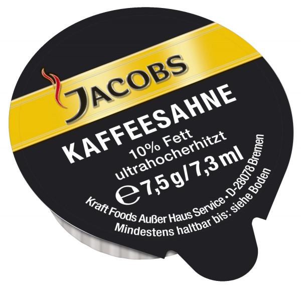 Jacobs Kaffeesahne 240 Portionen a. 7,5g 10% Fett