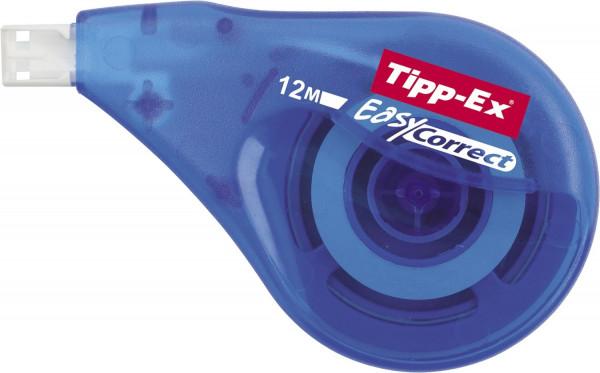 Tipp-Ex® Korrekturroller Easy Correct, 4,2 mm x 12 m