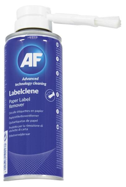 AF Etikettenentferner Labelclene - Flasche 200ml, mit Bürste