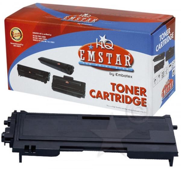 EMSTAR TN2000 Toner schwarz, 2.500 Seiten,(ersetzt Brother Toner TN-2000) B518