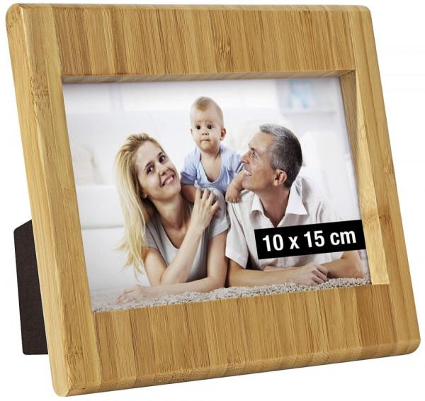 Bilderrahmen für Format 10x15 - Bambus