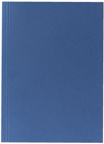 Falken Aktendeckel A4 blau, Manilakarton 250 g/qm