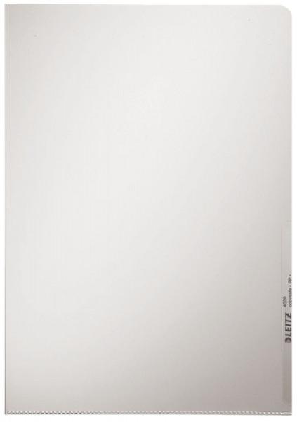 Leitz 4020 Standard Sichthülle A4, PP-Hartfolie, glasklar, 0,16 mm