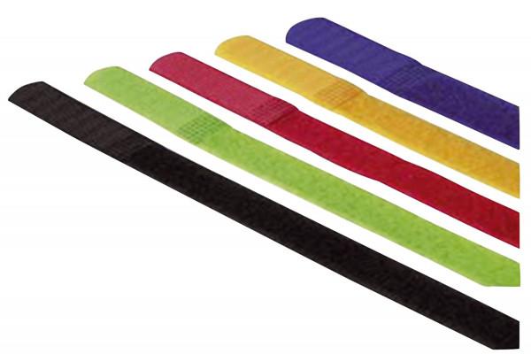Klett-Kabelbinder-Streifen