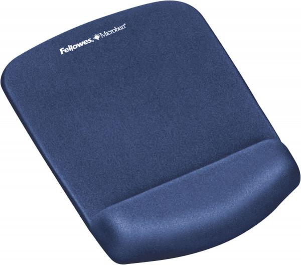 PlushTouch™ Handgelenkauflage mit Mauspad - blau