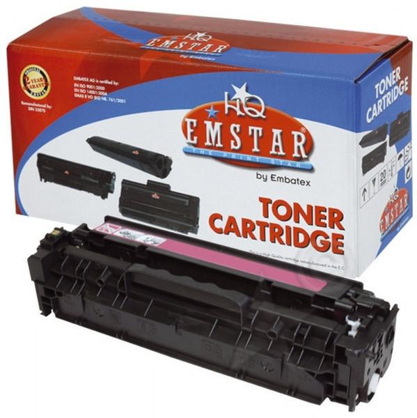 EMSTAR CE413A Toner magenta, 2.600 Seiten,(ersetzt Toner HP CE413A 305A) H768