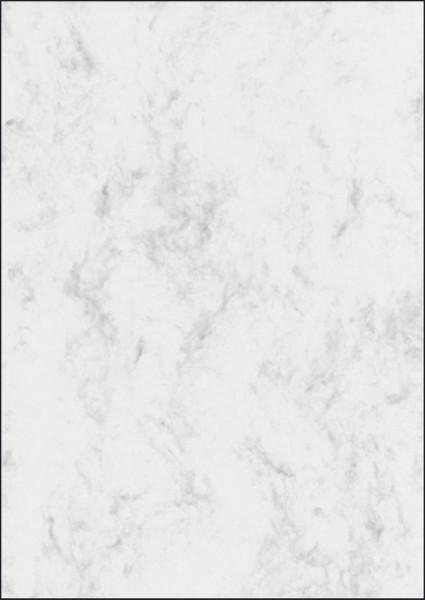 Sigel® DP371 Marmor-Papier, grau, A4, 90 g/qm, 100 Blatt