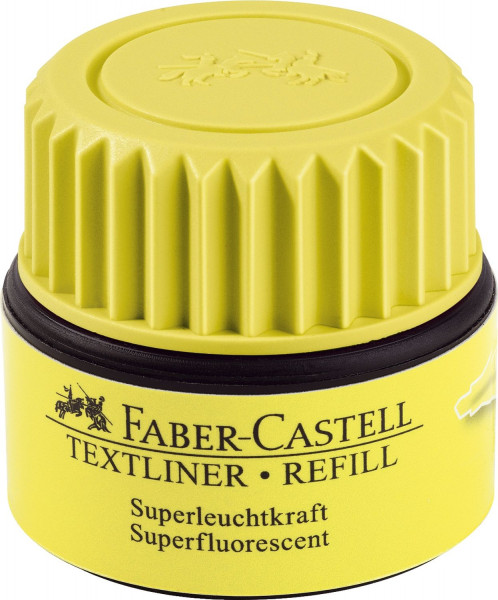 Nachfülltinte 1549 AUTOMATIC REFILL - 30 ml, gelb