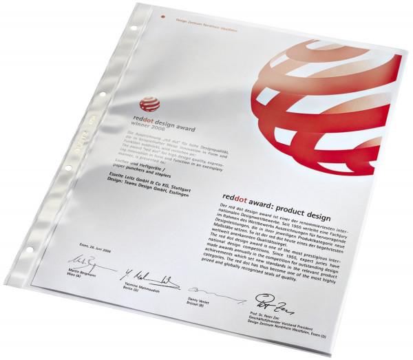 Leitz 4734 Prospekthülle Super Premium, A4, PVC, glasklar