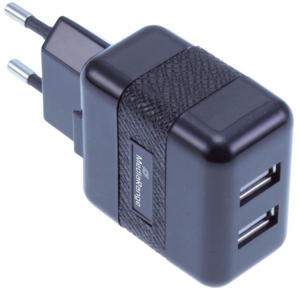 Ladegerät mit Dual-USB Anschluss