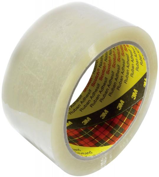Scotch® 305 Packband 66m x 50mm, transparent