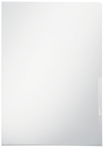 Leitz 4100 Sichthülle Premium farblos, A4, PVC, dokumentenecht