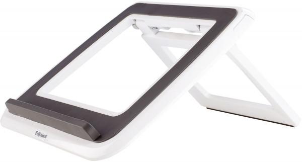 I-Spire™ Klappbarer mobiler Laptopständer - weiß
