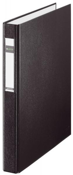 4210 Ringbuch Maxi - A4, 25mm, 2 Ringe, PP, schwarz