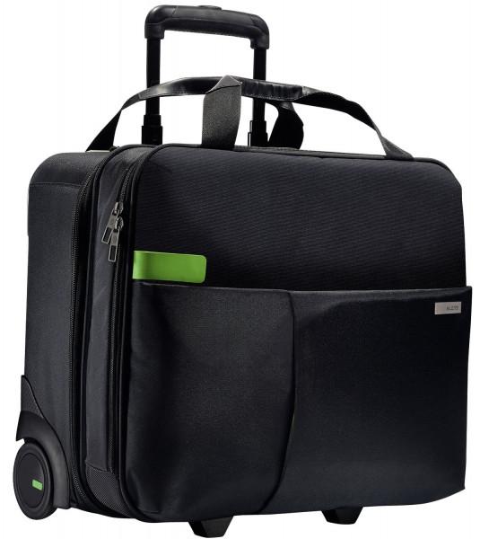 Trolley Complete Smart Traveller - Handgepäck, Polyester, schwarz