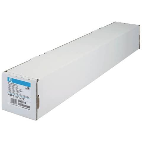 HP Inkjet-Plotterpapierrolle - 914 mm x 45,7 m, 80 g/qm, 1 Rolle