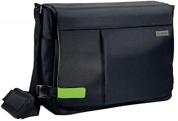 Messenger Bag Complete - 15.6 Zoll, Polyester, schwarz