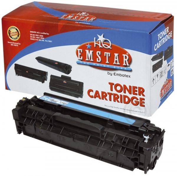 EMSTAR CE411A Toner blau, 2.600 Seiten (ersetzt TonerHP CE411A 305A) H767