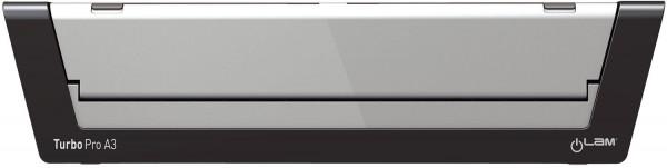 Leitz 7519 Laminiergerät iLAM Touch Turbo Pro - A3, 80-250mym, silber/schwarz