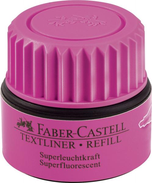 Faber-Castell 1549 Nachfülltinte rosa AUTOMATIC REFILL - 30 ml