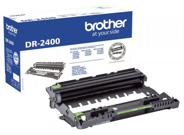 Brother® DR2400 Trommeleinheit, 12.000 Seiten