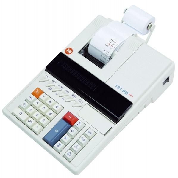 TA Druckender Tischrechner 121PD Plus eco