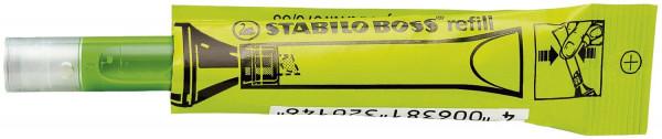 Nachfüllsystem Stabilo® BOSS® ORIGINAL refill, ORIGINAL, 3 ml, grün