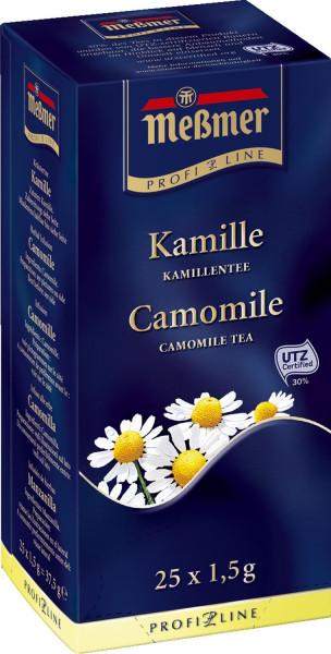 Meßmer Tee-Spezialitäten - Kamille 25 Teebeutel