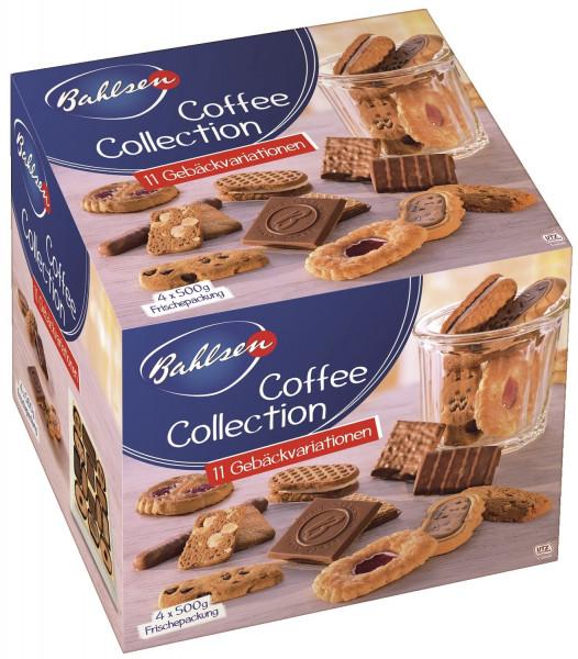 Waffel- und Gebäckmischung Coffee Collection
