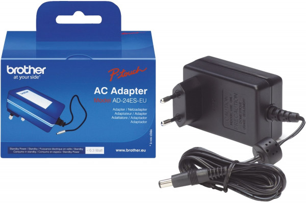 Brother® P-touch Netzadapter AD24ES