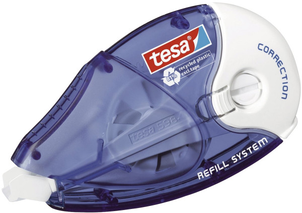 Tesa® Korrekturroller ecoLogo, 8,4 mm x 14 m