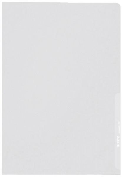 Leitz 4005 Standard Sichthülle, A5, PP-Folie, genarbt, 0,13 mm