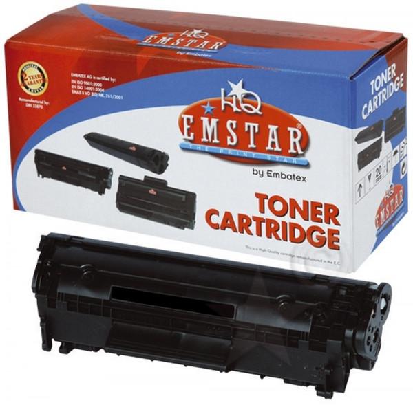 EMSTAR Q2612A Toner schwarz, 2.000 Seiten,(ersetzt Toner HP Q2612A) H548