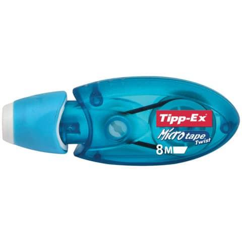 Tipp-Ex® Korrekturroller Microtape Twist, 5 mm x 8 m sortiert