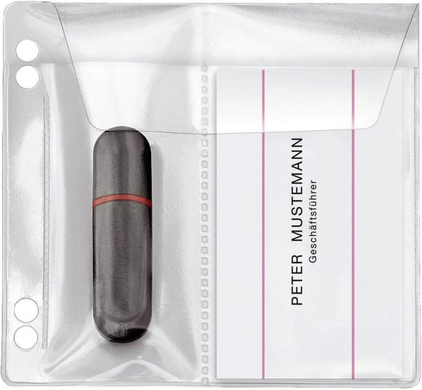 USB Stick-Hülle zum Abheften - 5 Stück