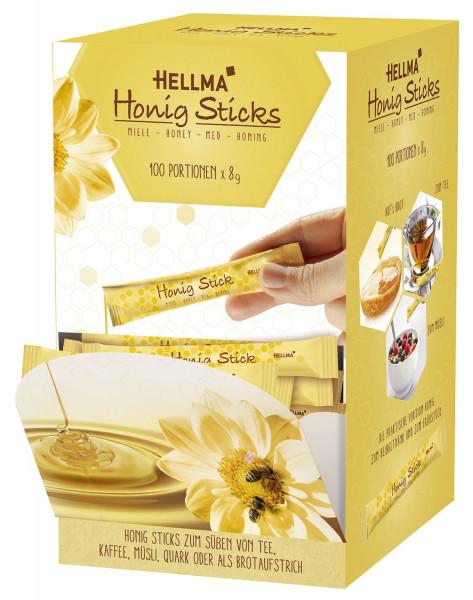 Hellma Honig-Sticks