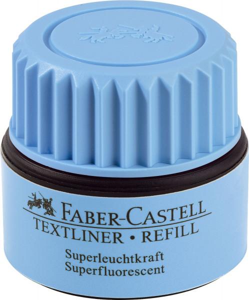 Faber-Castell 1549 Nachfülltinte blau AUTOMATIC REFILL - 30 ml