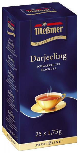 Meßmer Tee-Spezialitäten - Darjeeling 25 Teebeutel
