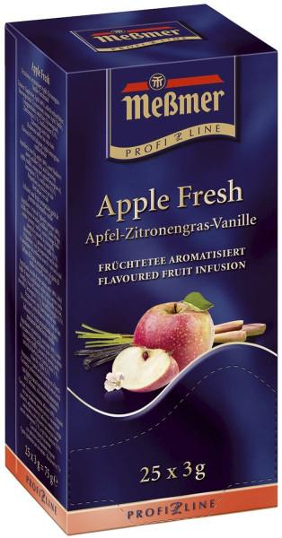 Meßmer Tee-Spezialitäten - Apple Fresh 25 Teebeutel